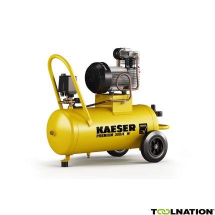 Premium 300/40D Zuigercompressor 400 Volt