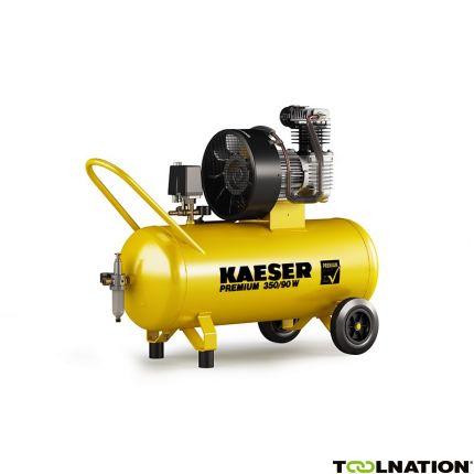 Premium 350/90W Zuigercompressor 230 Volt