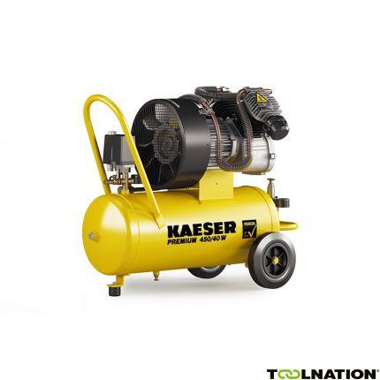 Premium 450/40D Zuigercompressor 400 Volt