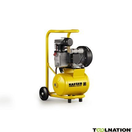 Premium 130/10 Silent Zuigercompressor 230 Volt