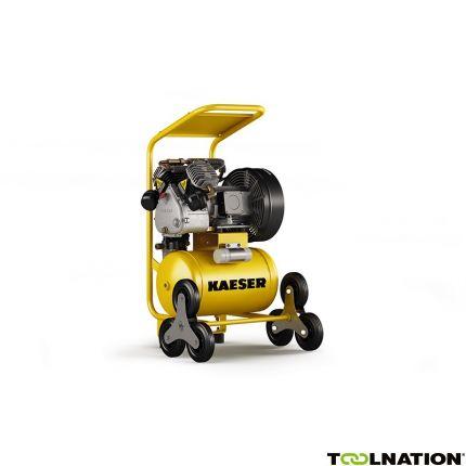 Premium 450/30W Zuigercompressor 230 Volt met sterwiel
