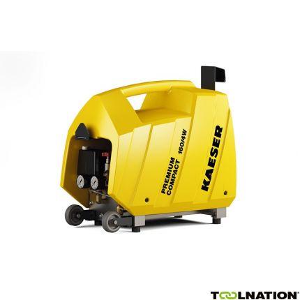 Premium Compact 160/4W Zuigercompressor 230 Volt