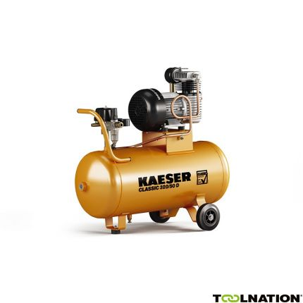 Classic 320/50W Zuigercompressor 230 Volt