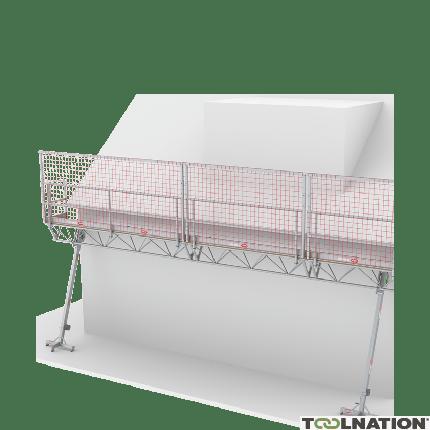 MTB DRB 9m lengte 4-6m werkhoogte C500811