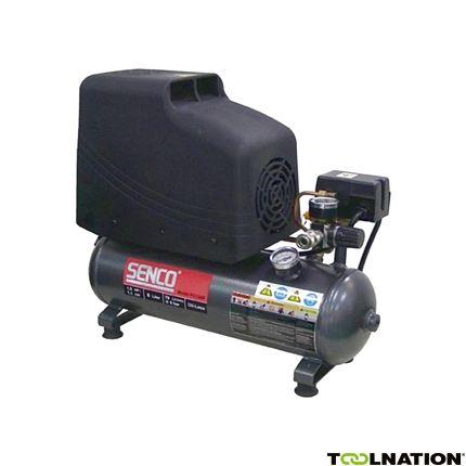PC1248EU compressor 8 ltr. 9 Bar