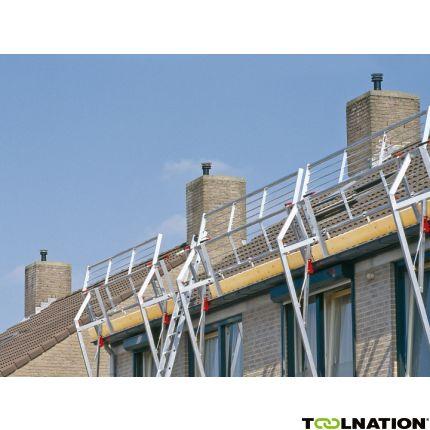 Roof Safety Systems Pack hellend dak C-klasse 12 mtr.