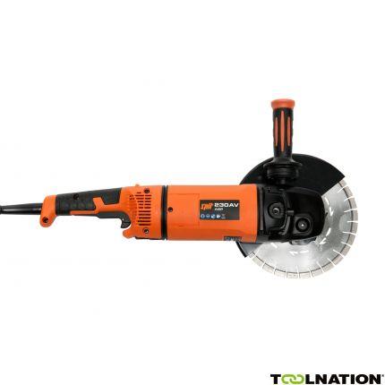 AGP230AV Haakse slijper 2400W 230 mm