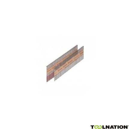 140057 Stripnagel 2,8 x 75 Ring Blank D-kop 5000 stuks