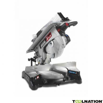 XXX EVO Afkortzaag/verstekzaagmachine met boventafel 1500W 230V