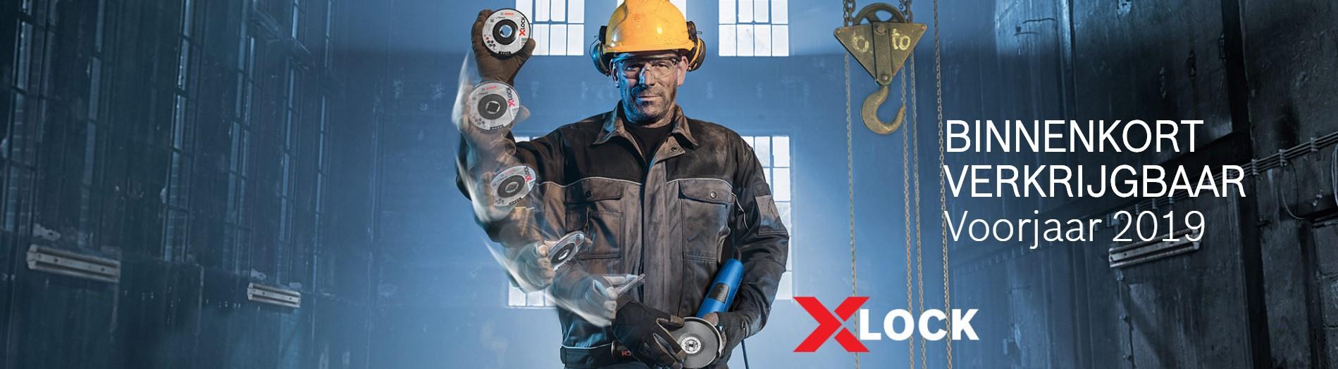 Bosch x-lock binnenkort verkrijgbaar!